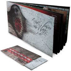 Roger Waters Wall Tour 2013 - Tour Programme
