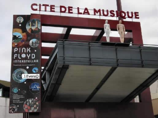 Interstella Pink Floyd Paris Exhibition