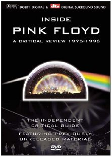 Inside Pink Floyd DVD/Book