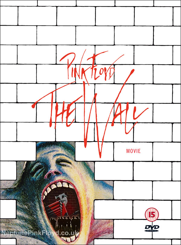 The Wall Movie DVD | Neptune Pink Floyd