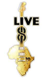 Live 8 logo