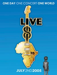 Live 8 Pack Cover