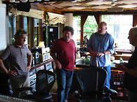 David Gilmour In BBC 2 Comedy Program