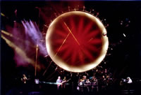 Pink Floyd stage in Verona, Italy on 17-05-1989