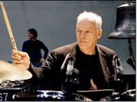Watch Gilmour AOL Music Video Session