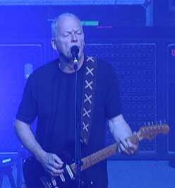 David Gilmour Scottish Video Interview