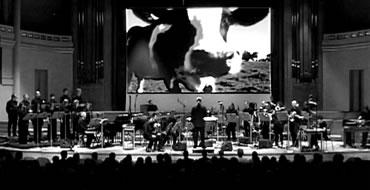 HERMESensemble performing Atom Heart Mother 2004