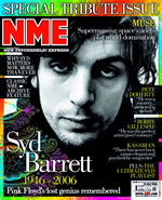 NME: Syd Barrett Tribute Issue