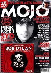 MOJO Magazine - Syd Barrett Farewell