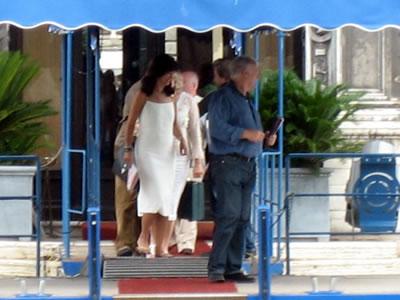 David and Polly at Casino of Venice