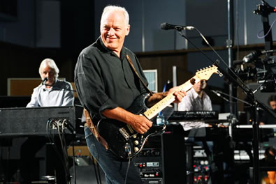 David Gilmour: Channel 4 Documentary