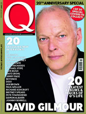 David Gilmour Interview: Q Magazine