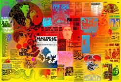 Creating The Syd Barrett Portrait By Mark Wilkinson