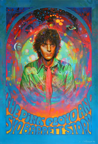 The Pink Floyd and Syd Barrett Story Cover Final