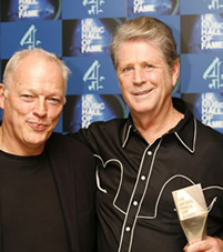 UK Music Hall of Fame - Gilmour/Wilson
