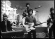 Pink Floyd performing on the American Bandstand show in 1967
