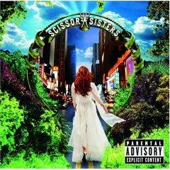 Scissor Sisters self-titled album