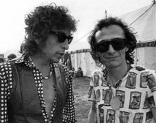 Graham Parker and unknown 1978