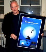 OAI award and David Gilmour
