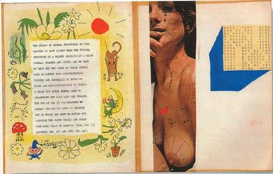 Fart Enjoy by Syd Barrett Missing Page for Legal Reasons!