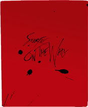 Scarfe on the Wall Book Cover - Click to enlarge!