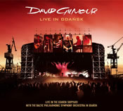 David Gilmour - Live in Gdansk DVD and CD