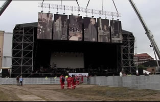 Stage in Day