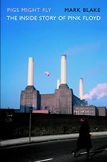 Pink Floyd - Pigs Might Fly The Inside Story Book Cover