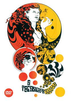A Technicolor Dream DVD Cover