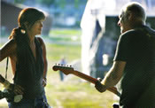 Polly Samson and David Gilmour Gdansk DVD