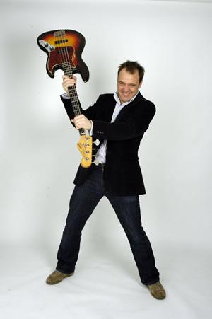 Guy Pratt - Pink Floyd's Bass Player