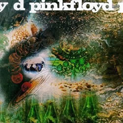 Pink Floyd - a saucerful of secrets CD in NPF Competition.  Enter now!