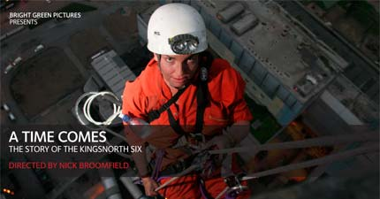A Time Comes Documentary from Greenpeace