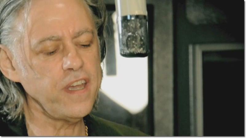 Bob Geldoff in Chicago Video