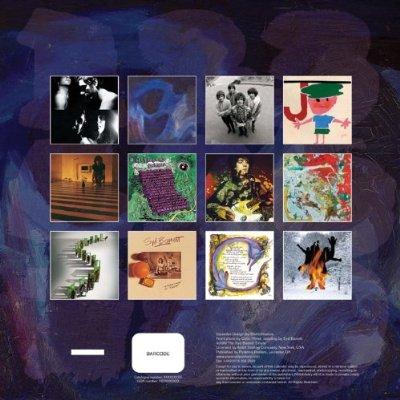 Syd Barrett 2010 Official Calendar