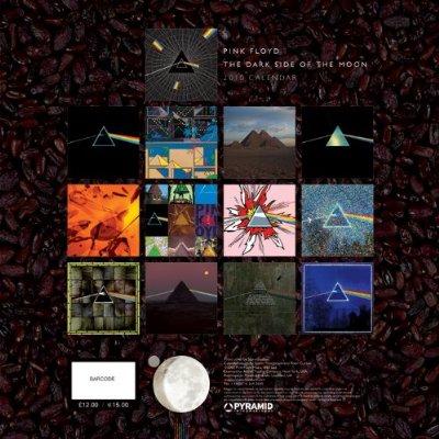 Syd Barrett and Pink Floyd 2010 Official Calendar