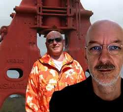 David GIlmour collaboration on new album with Dr Alex Paterson of The Orb