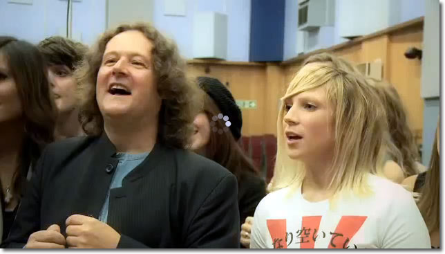 Chorus time (All You Need is Love - Children in Need 2009)