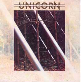 Unicorn - Blue Pine Trees