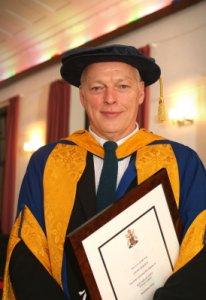 David Gilmour Honorary Degree Anglia Ruskin Universirty