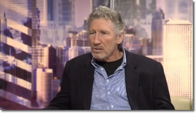 Roger Waters The Wall Tour 2010 Interview on Aj Jazeera