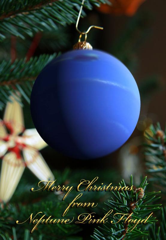 Pink Floyd Christmas e-card from NPF