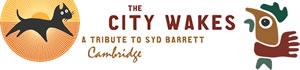 Syd Barrett - City Wakes - Charity Logo - London 2010