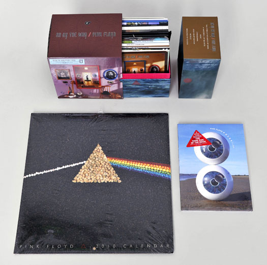 Pink Floyd competition prizes