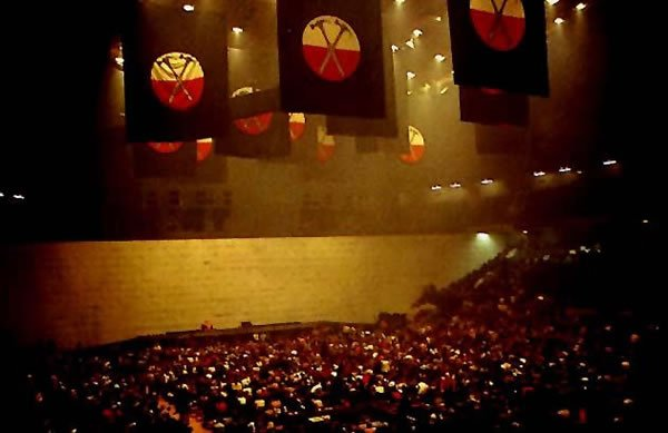 Pink Floyd The Wall 1980-81