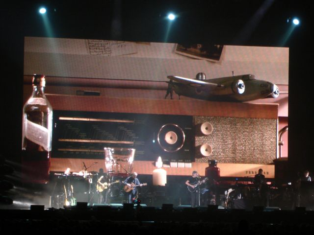 Roger Waters Tour Stage 2007