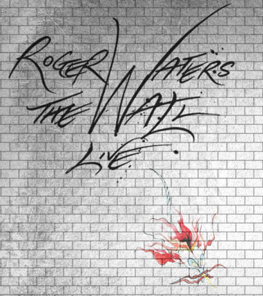 Roger Waters The Wall Tour 2010  Logo Graphic