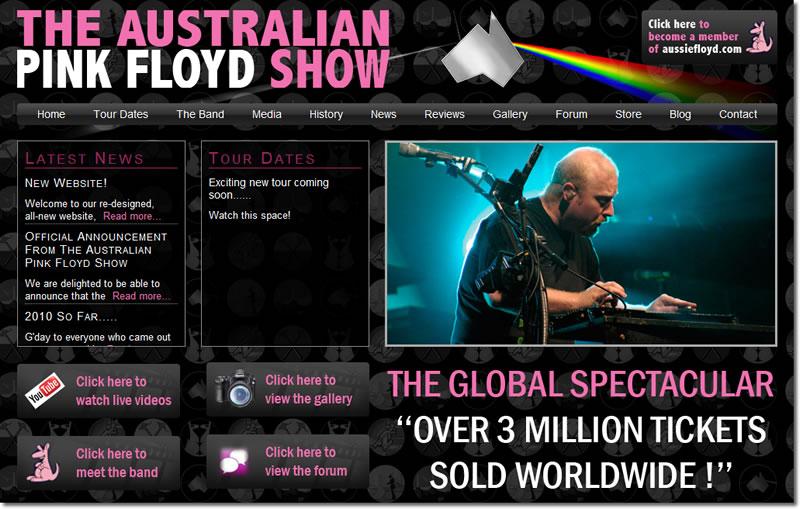 Pink Floyd Tribute Band | Australian Pink Floyd