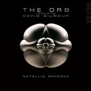 David Gilmour Metallic Spheres CD 2010