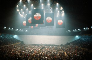 Pink Floyd The Wall 1980/1981 DVD in the making